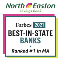North Easton Savings Bank Forbes Best In State Bank